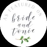 Bride and Tonic Weddin Blog